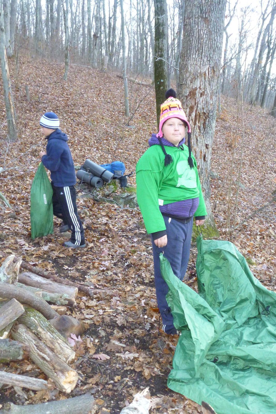 Appalachian Trail Hike 2013 Simsbury Boy Scouts Troop 174