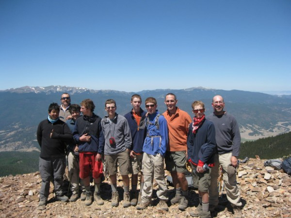 Philmont Scout Ranch in New Mexico, 2011
