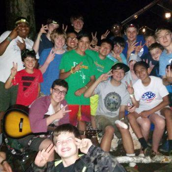 Simsbury Boy Scouts Summer Camp